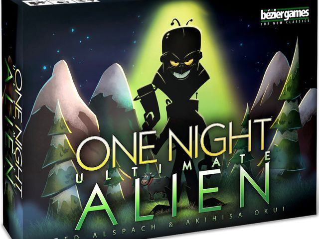 One Night Ultimate Alien Bild 1