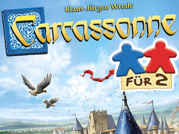 Bild zu Alle Brettspiele-Spiel Carcassonne für 2