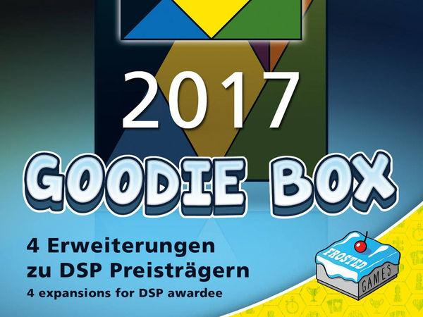 Bild zu Alle Brettspiele-Spiel Deutscher Spielepreis 2017 Goodie-Box