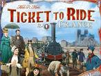 Vorschaubild zu Spiel Zug um Zug: Frankreich