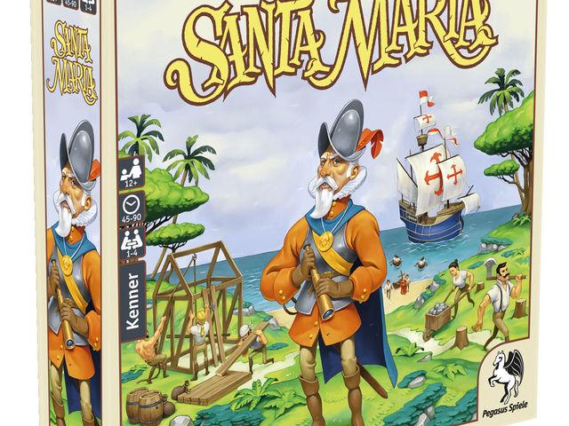 Santa Maria Spiel