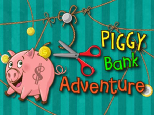Bild zu Denken-Spiel Piggy Bank