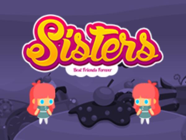 Bild zu Denken-Spiel Sisters