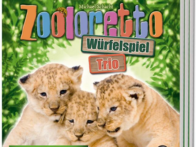 Zooloretto: Würfelspiel - Trio Bild 1
