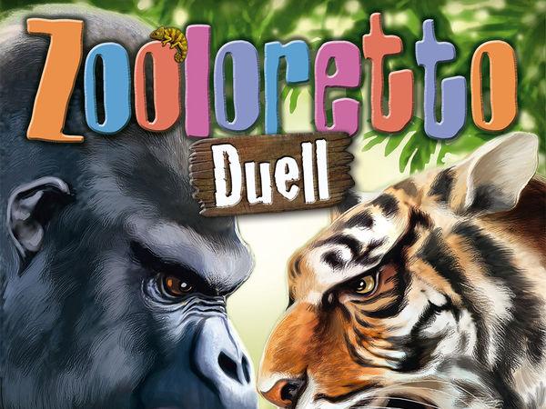 Bild zu Alle Brettspiele-Spiel Zooloretto: Duell