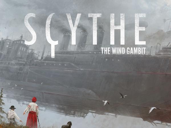 Bild zu Alle Brettspiele-Spiel Scythe: Kolosse der Lüfte