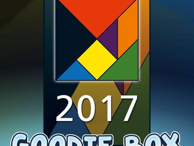 Deutscher Spielepreis 2017 Goodie-Box Bild 1