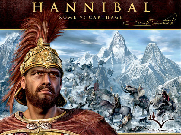 Bild zu Alle Brettspiele-Spiel Hannibal: Rome vs. Carthage
