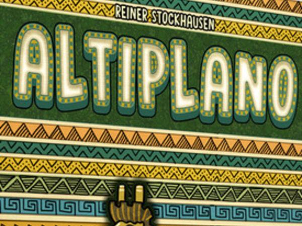 Bild zu Alle Brettspiele-Spiel Altiplano