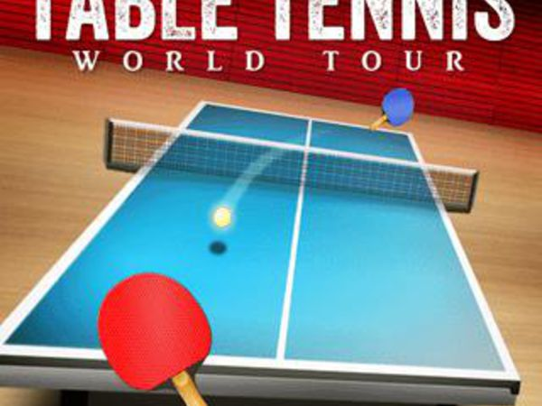 Bild zu Sport-Spiel Table Tennis World Tour