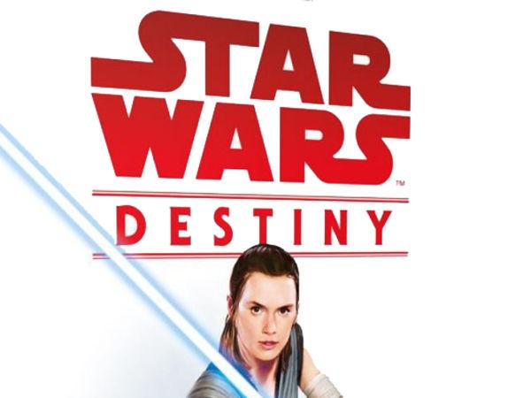 Bild zu Alle Brettspiele-Spiel Star Wars: Destiny - Starter-Set für 2 Spieler