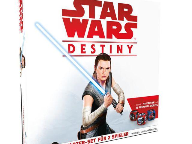 Star Wars: Destiny - Starter-Set für 2 Spieler Bild 1
