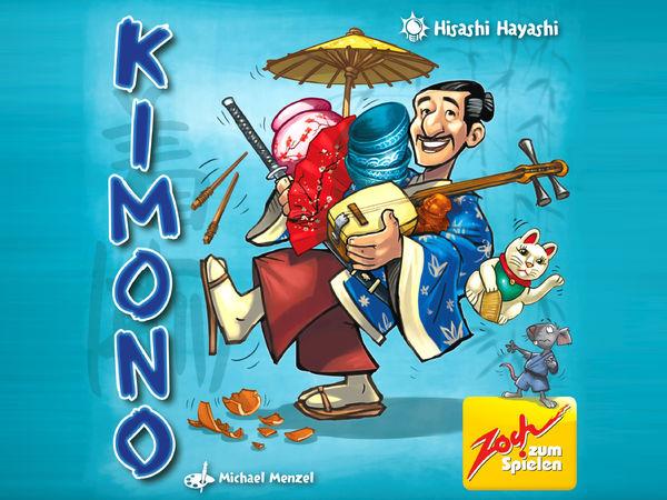 Bild zu Alle Brettspiele-Spiel Kimono