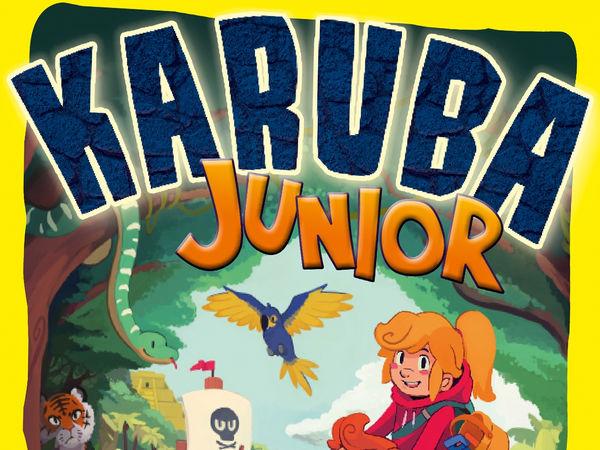 Bild zu Alle Brettspiele-Spiel Karuba Junior