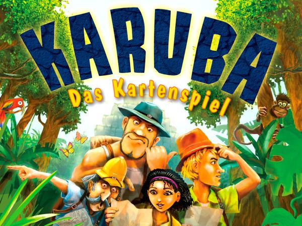 Bild zu Alle Brettspiele-Spiel Karuba - Das Kartenspiel