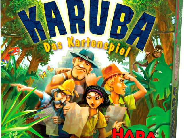 Karuba - Das Kartenspiel Bild 1