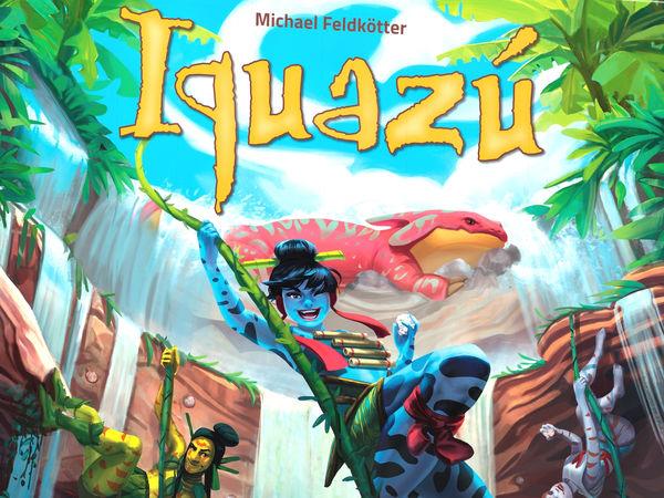 Bild zu Alle Brettspiele-Spiel Iquazú