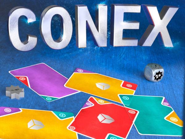 Bild zu Alle Brettspiele-Spiel Conex
