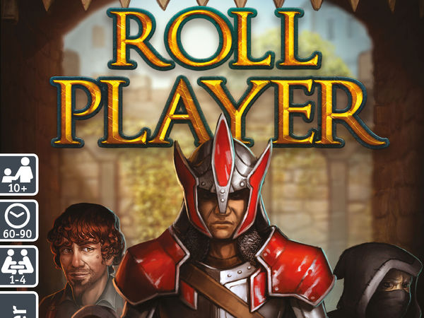 Bild zu Alle Brettspiele-Spiel Roll Player