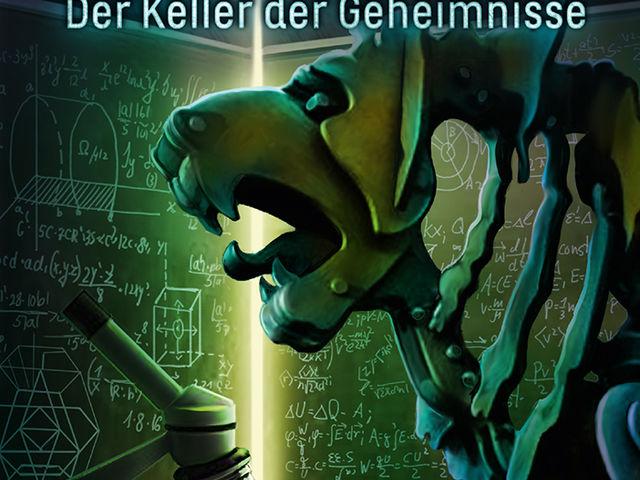 Exit - Das Buch: Der Keller der Geheimnisse Bild 1