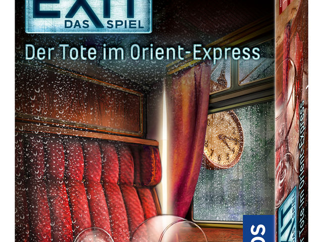 Exit - Das Spiel: Der Tote im Orient-Express Bild 1