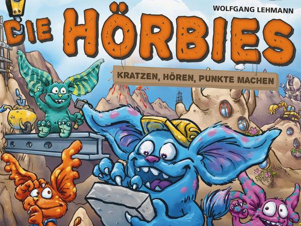 Bild zu Alle Brettspiele-Spiel Die Hörbies