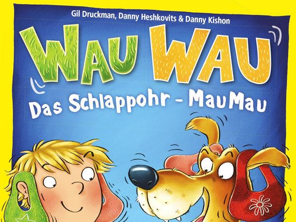 Bild zu Alle Brettspiele-Spiel Wau Wau - Das Schlappohr-Mau Mau