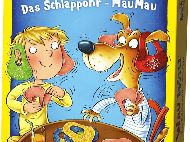 Wau Wau - Das Schlappohr-Mau Mau Bild 1