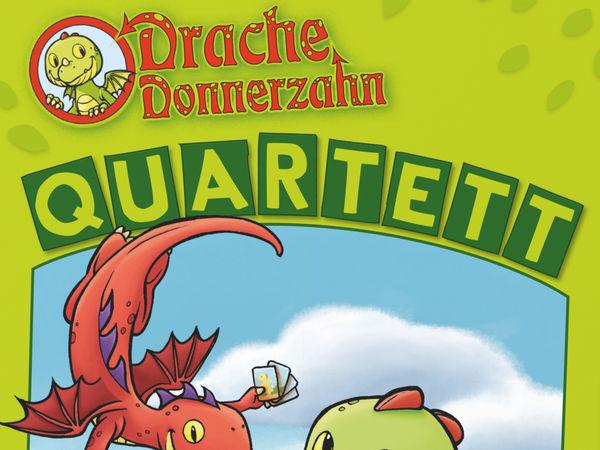 Bild zu Alle Brettspiele-Spiel Drache Donnerzahn - Quartett
