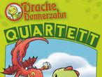 Vorschaubild zu Spiel Drache Donnerzahn - Quartett