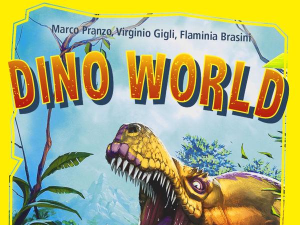 Bild zu Spiel des Jahres-Spiel Dino World