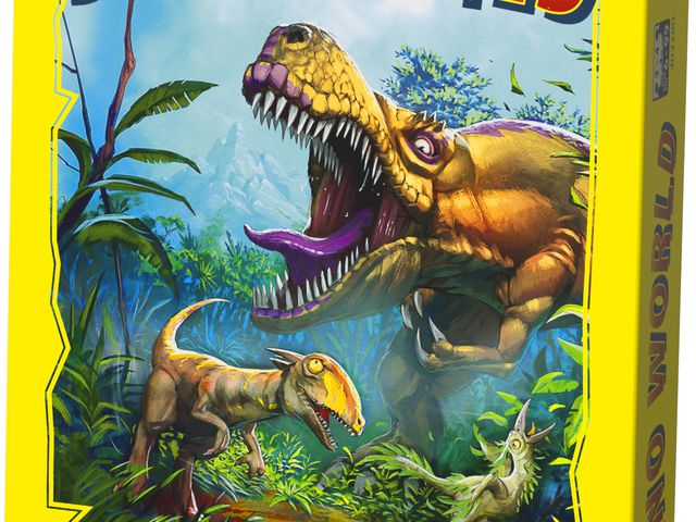 Dino World Bild 1