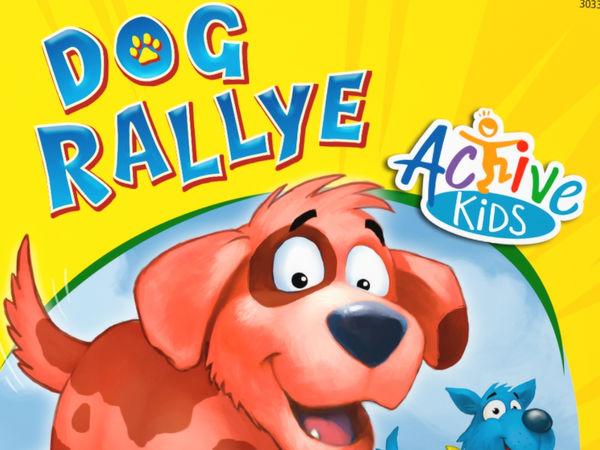 Bild zu Alle Brettspiele-Spiel Dog Rallye
