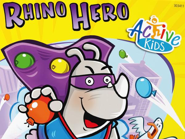 Bild zu Alle Brettspiele-Spiel Rhino Hero