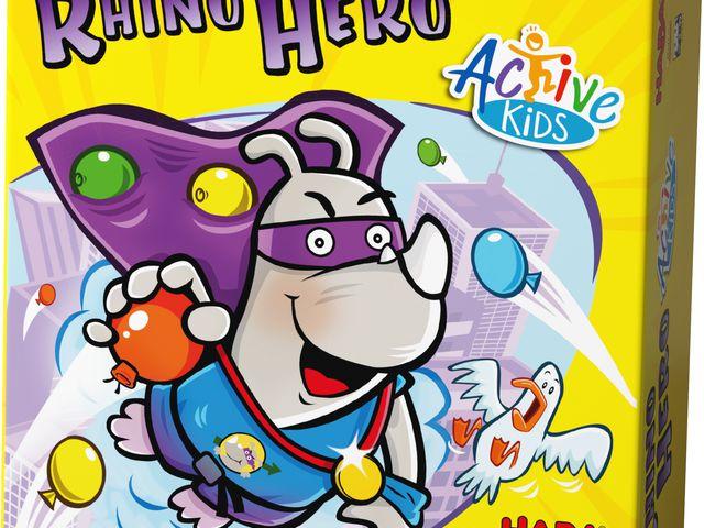 Rhino Hero Bild 1