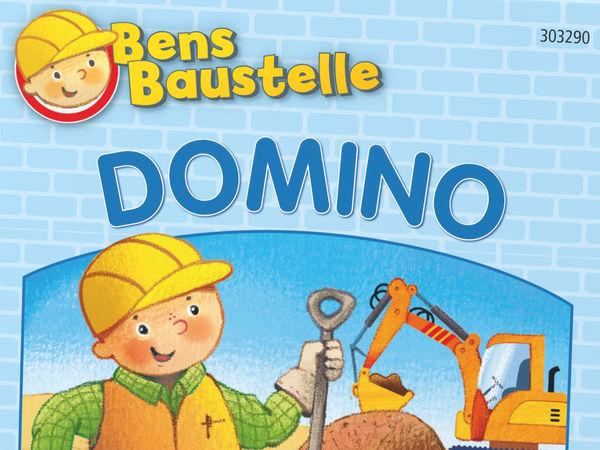 Bild zu Alle Brettspiele-Spiel Bens Baustelle - Domino