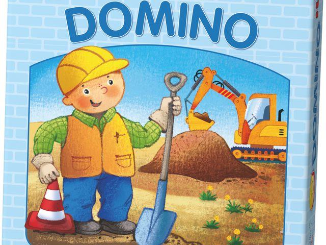 Bens Baustelle - Domino Bild 1