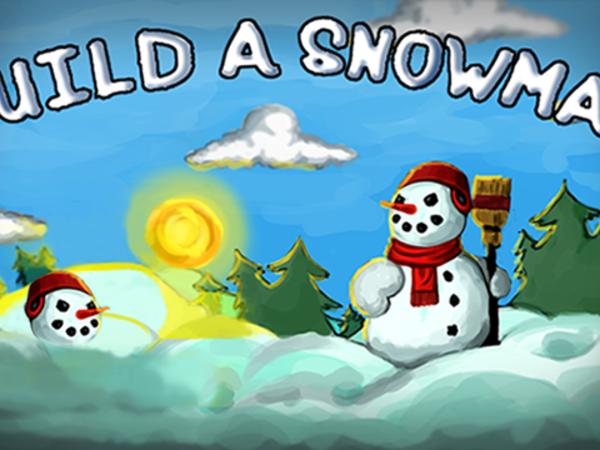 Bild zu Denken-Spiel Snowman