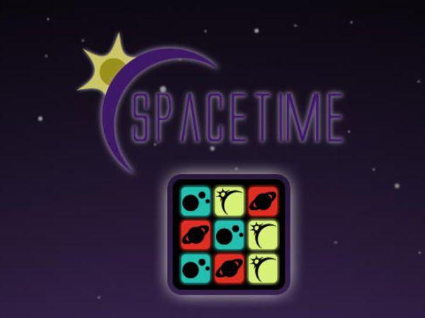 Bild zu Denken-Spiel Space Time
