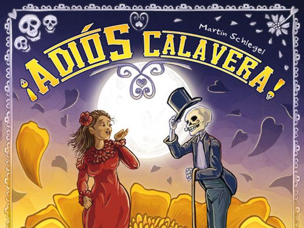 Bild zu Alle Brettspiele-Spiel ¡Adios Calavera!