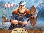 Vorschaubild zu Spiel Wikinger 878 A.D. - Angriff auf England