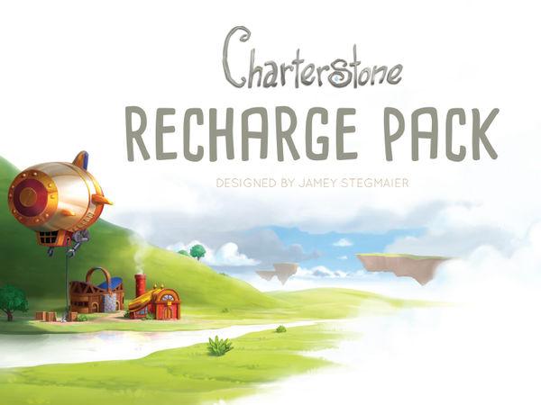 Bild zu Alle Brettspiele-Spiel Charterstone: Recharge Pack