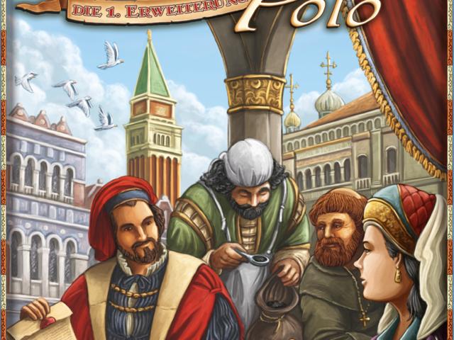 Die Gefährten des Marco Polo Bild 1