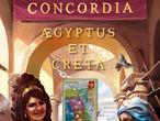 Vorschaubild zu Spiel Concordia: Aegyptus & Creta