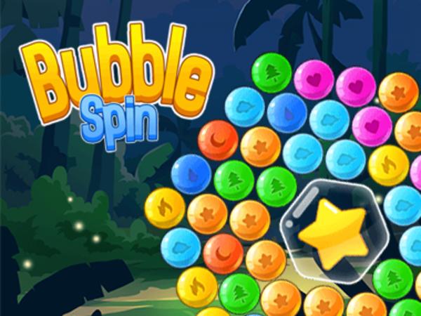 Bild zu Geschick-Spiel Bubble Spin