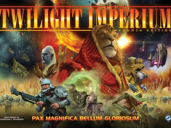 Bild zu Alle Brettspiele-Spiel Twilight Imperium: Vierte Edition