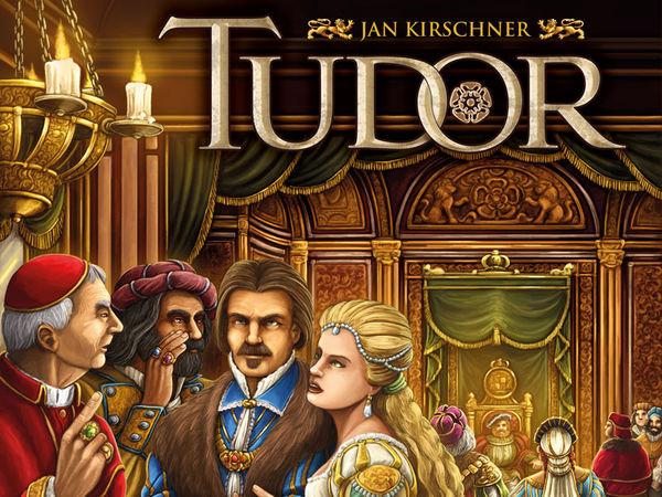 Bild zu Alle Brettspiele-Spiel Tudor