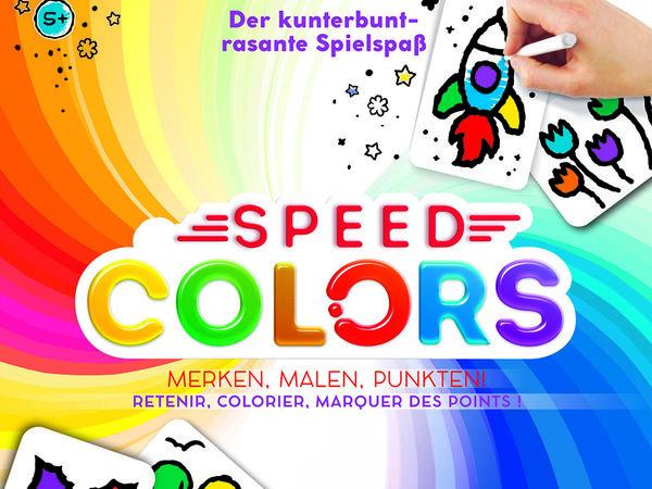 Bild zu Spiel des Jahres-Spiel Speed Colors