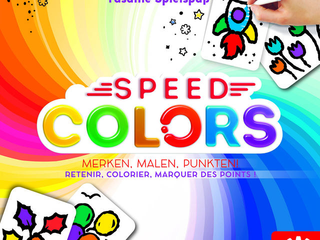 Speed Colors Bild 1
