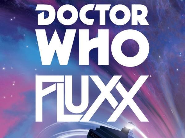 Bild zu Alle Brettspiele-Spiel Doctor Who Fluxx